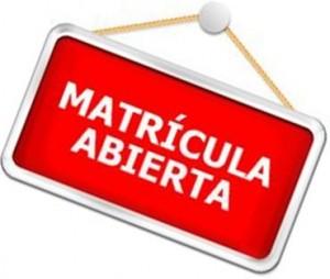 matricAbierta
