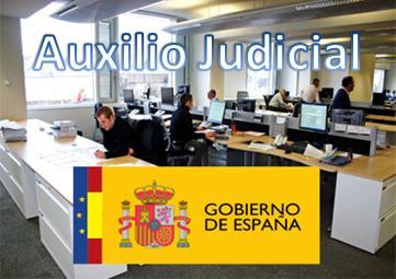Oposiciones auxilio judicial plazas