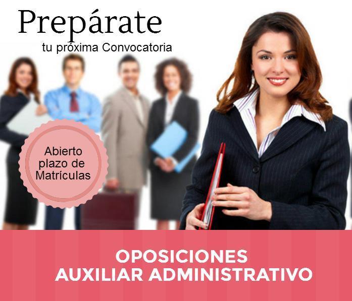 Oposiciones Auxiliar Administrativo Sevilla