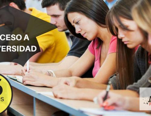 Abierto plazo de Solicitud Acceso a Universidad +25