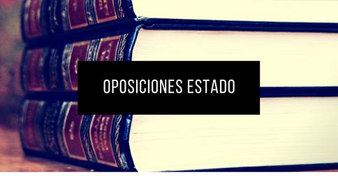 oposiciones estado