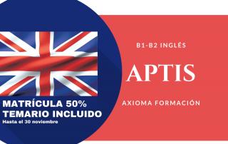 Aptis B1 B2 ingles