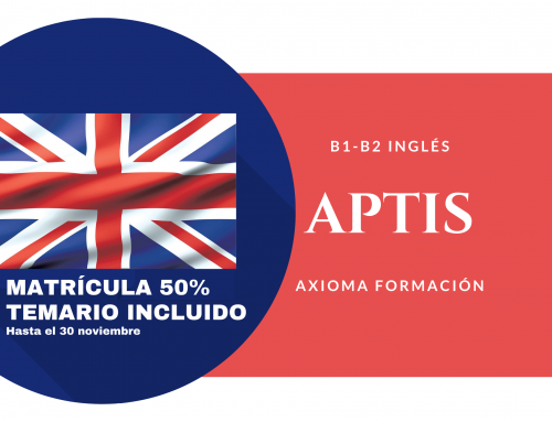 Curso intensivo B1 Ingles: APTIS 2 meses