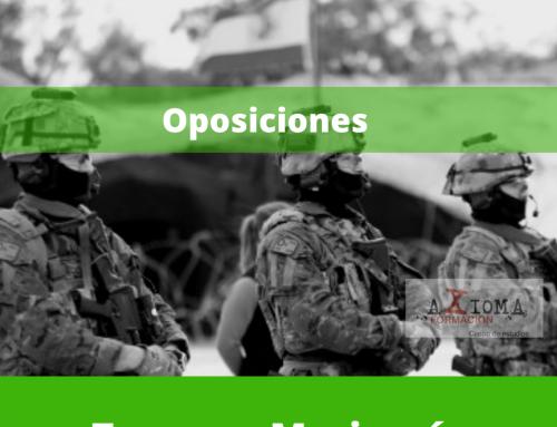 Ejército: Convocadas 3.650 plazas de Tropa y Marinería
