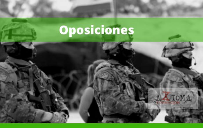 oposiciones ejercito