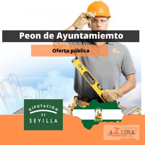 Peon y Oficios ayuntamiento