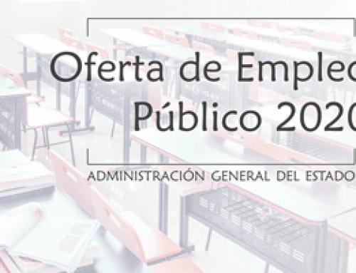 Auxiliar Administrativo Administración del Estado OEP 2020
