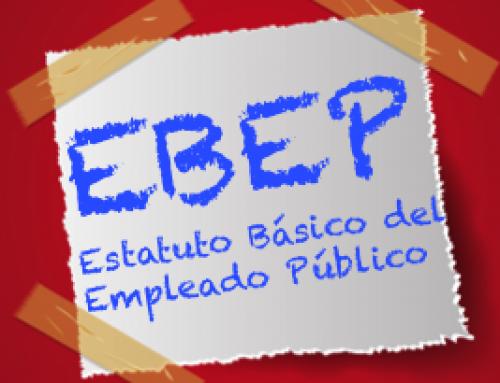Novedades legislativas. Modificación del EBEP.