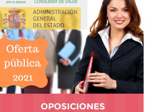Auxiliares Administrativos: 1.200 plazas ofertadas