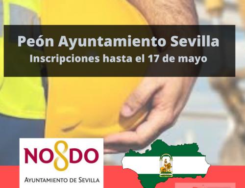 Peón Ayuntamiento de Sevilla