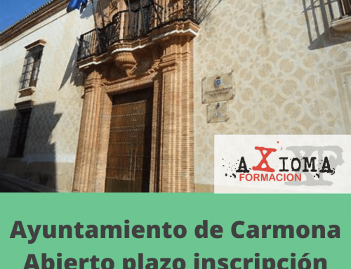Ayuntamiento de Carmona Convocatoria